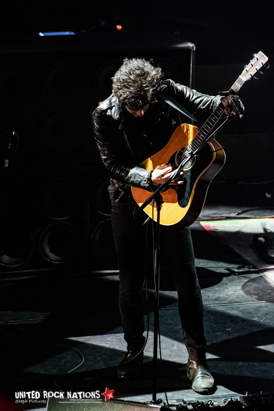 Report Black Rebel Motorcycle Club à l'Olympia le 28/05/2019