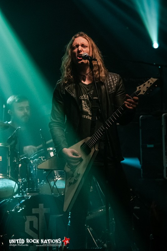 Report Savage Messiah à La Machine du Moulin Rouge le 07/06/2019