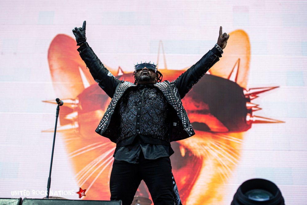 Portfolio Skindred au Hellfest Open Air Festival le 22/06/2019