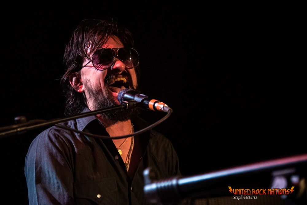 Report Shooter Jennings au Trabendo le 03/09/2019
