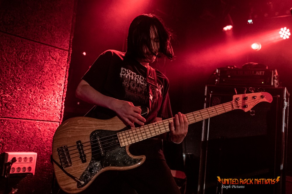 Report Coffins au O'Sullivan Backstage By The Mill le 12/09/2019