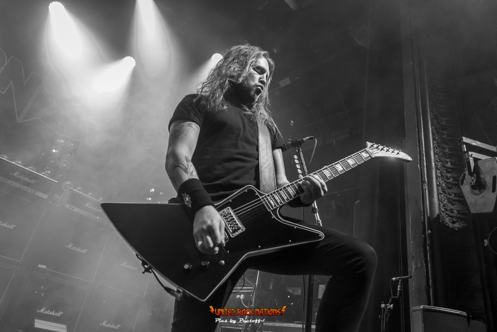 Live-Report AIRBOURNE @ La Cigale le 20/10/2019 !