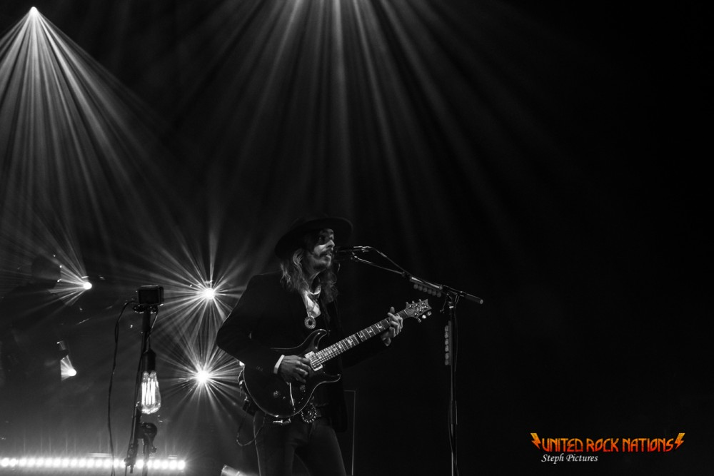 Report Opeth à l'Olympia le 11//11/2019
