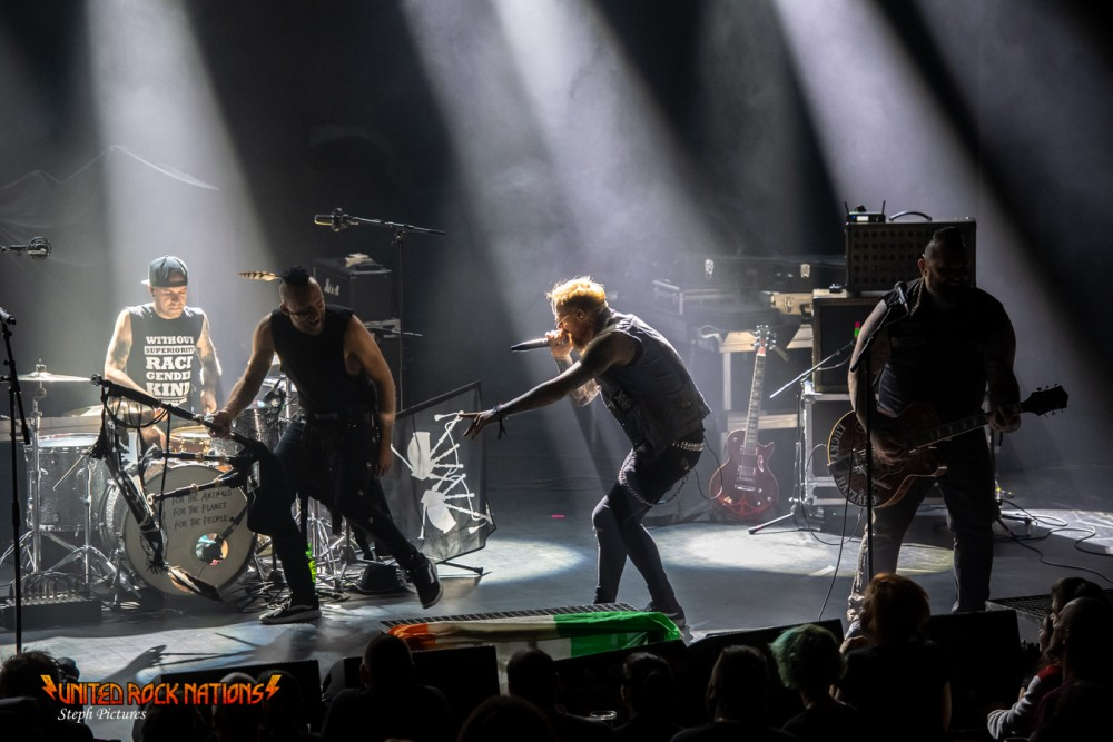 Report Pipes And Pipes au Trianon le 16/11/2019