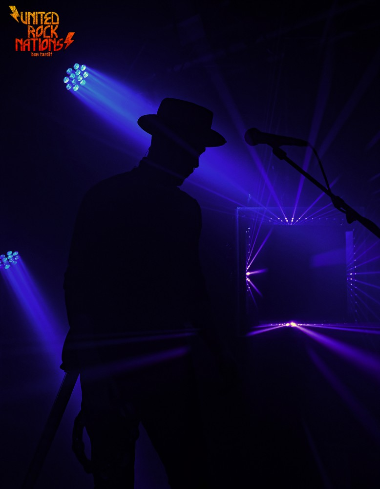 Junior RODRIGUEZ @La Boule Noire PARIS - 26.11.19