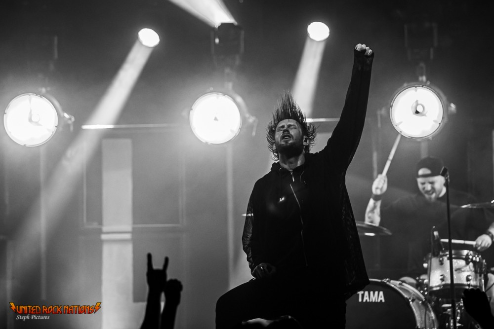 Report While She Sleeps au Cabaret Sauvage le 16/01/2020