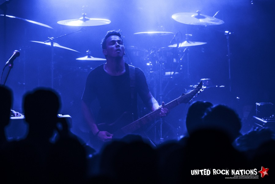 Live report Impericon Fest  - Make Them Suffer le 23/11/2016 - Le Trabendo
