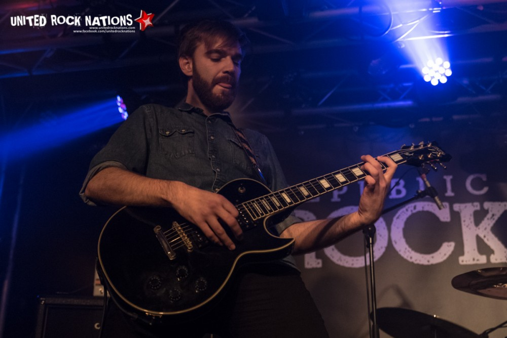 Report Republic Of Rock'nRoll - LE 27/11/2016 - L Boule Noire