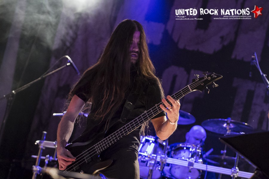 LEGION of the DAMNED @ Chaulnes Métal fEST 2016