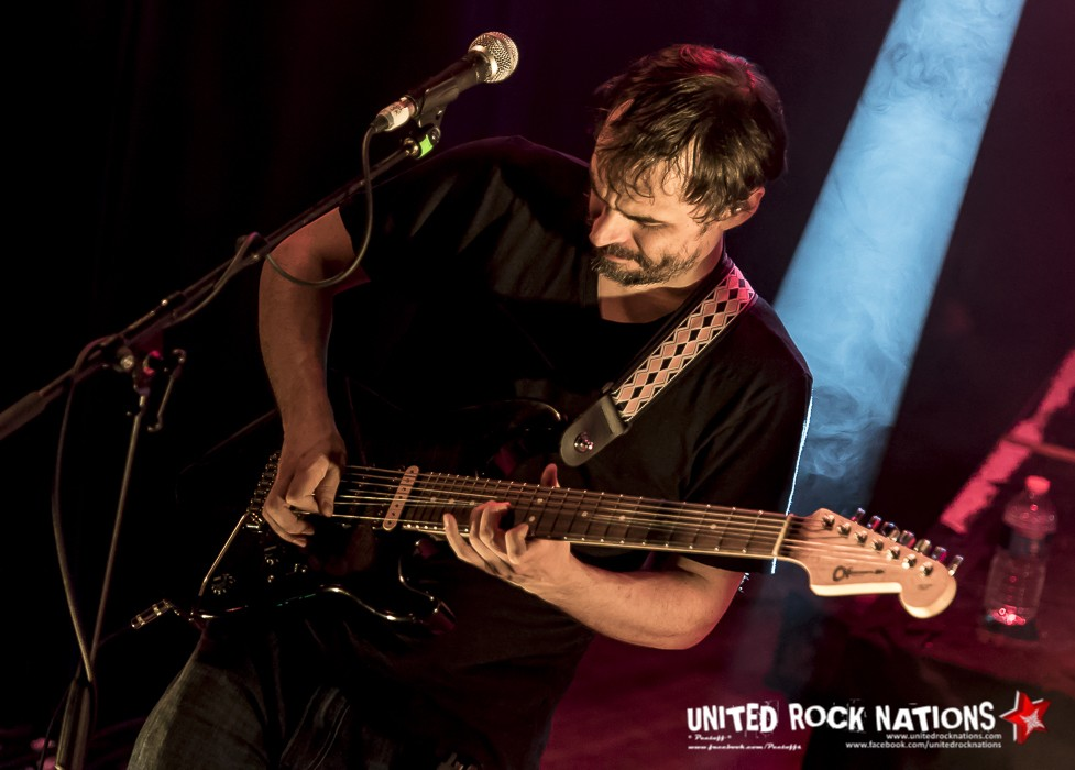 Report, THE PINEAPPLE THIEF au Divan du Monde !