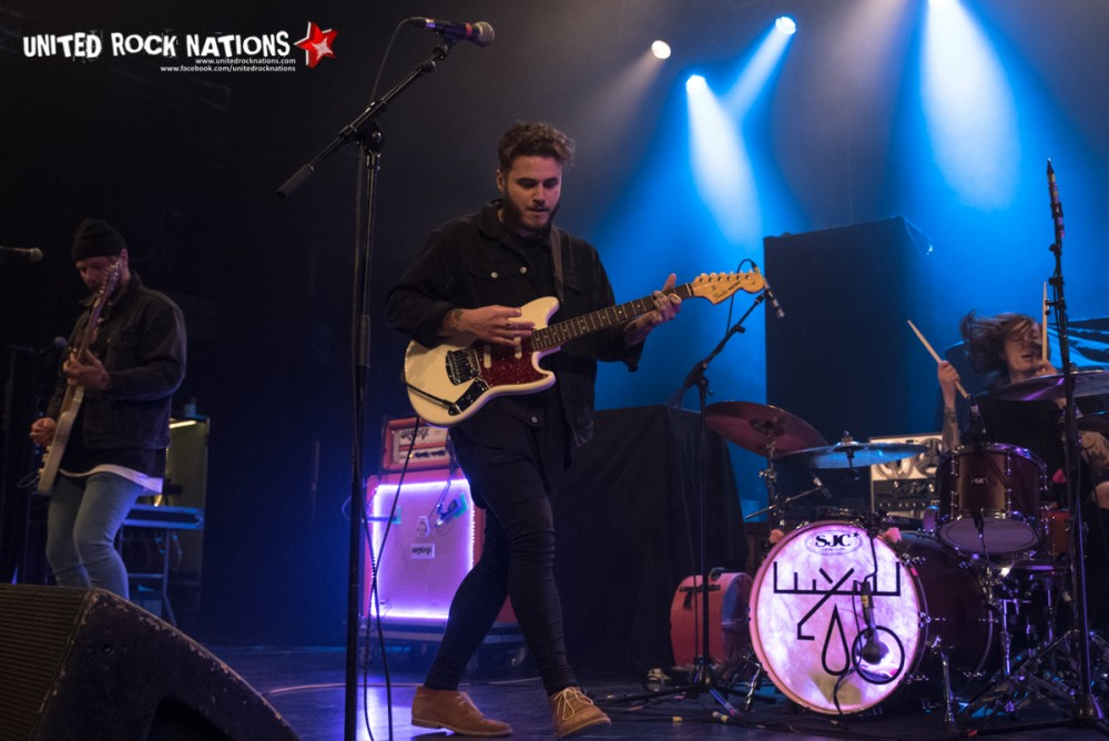 Report - Moose Blood au Trianon le 12/02/2017