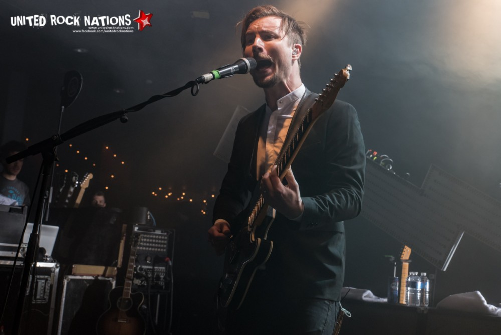 Report Royal Republic au Trabendo le 08/03/2017