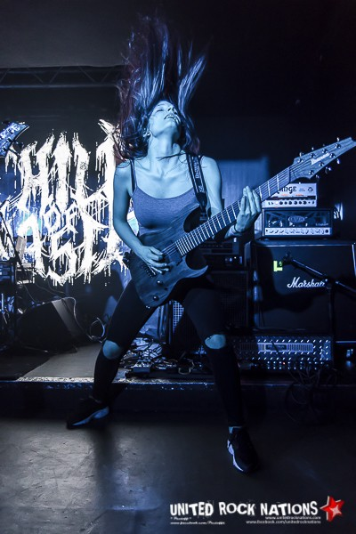 Portfolio/vidéo, CHILD OF WASTE @ Gibus le 04/03/2017!