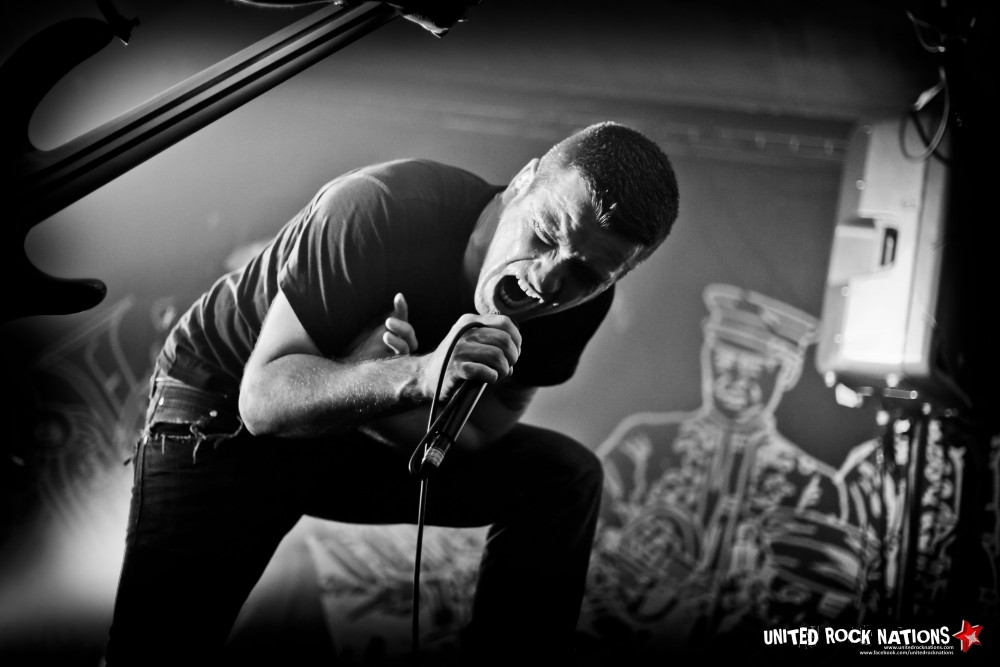 Report The Prisoner @ Le Cirque Electrique le 18/03/17