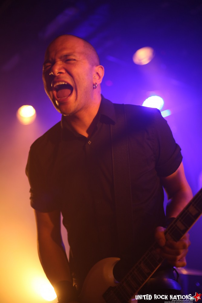 Report DANKO JONES @ La Maroquinerie le 30/03/17