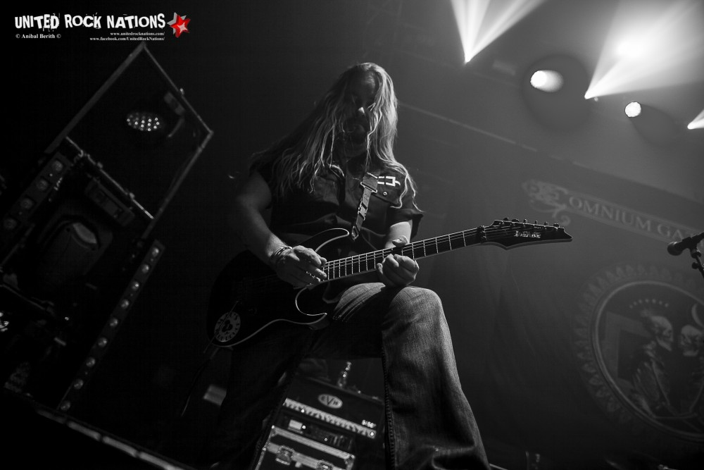 Portfolio Omnium Gatherum // Amon Amarth in Ramonville St Agne, France