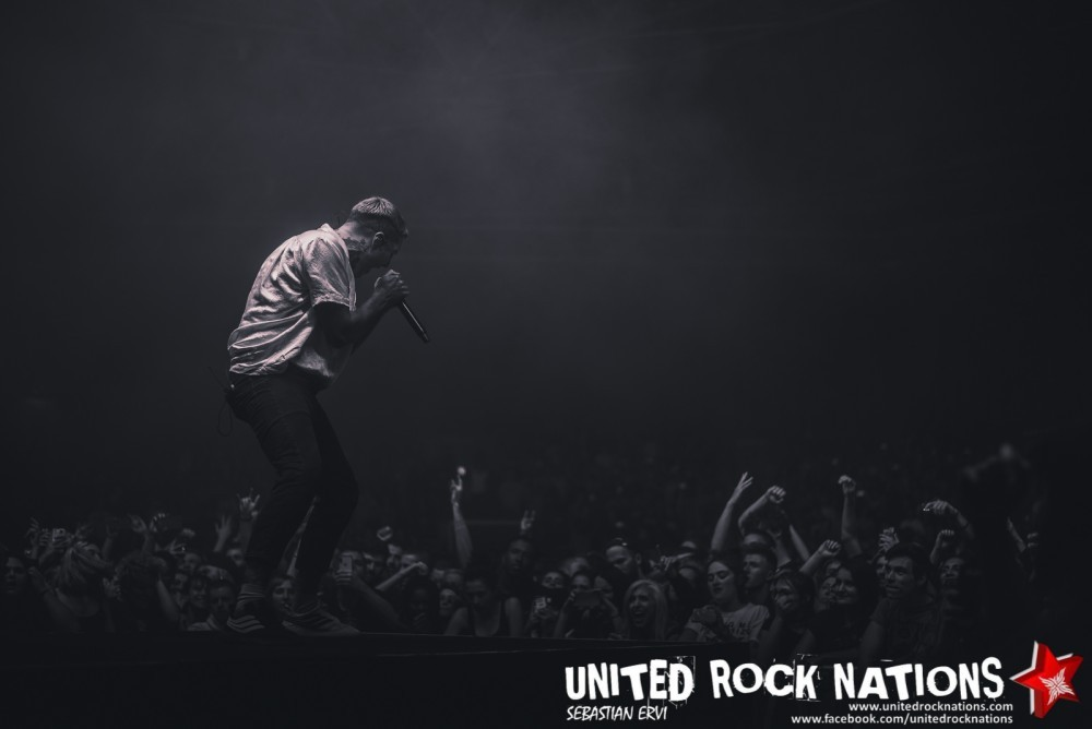 Summer Live – BRING ME THE HORIZON au Zenith (Paris)