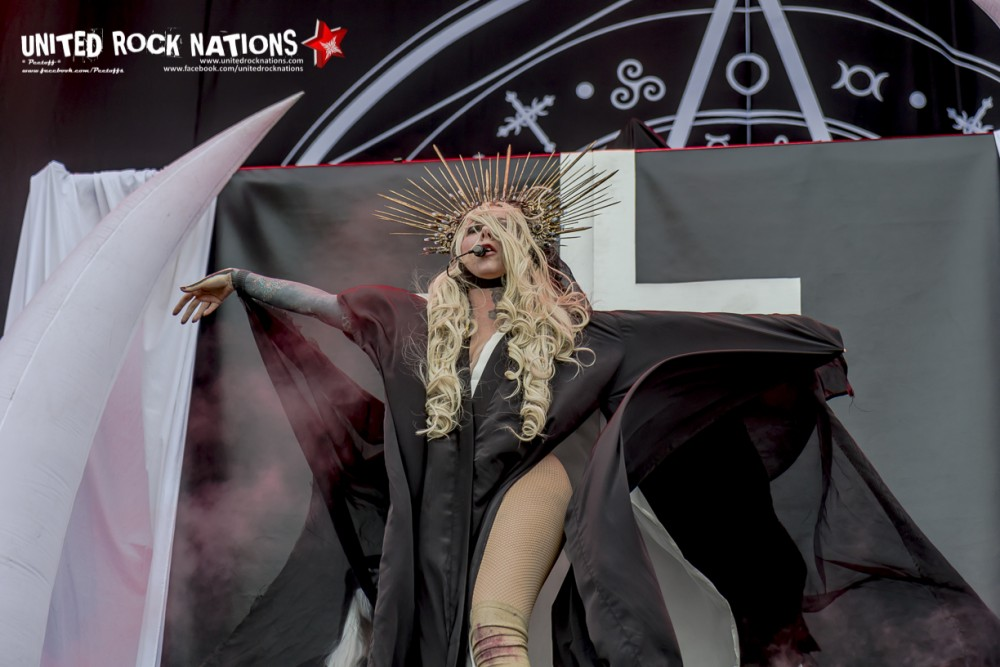 IN THIS MOMENT sur Main Stage 1 au Hellfest 2018
