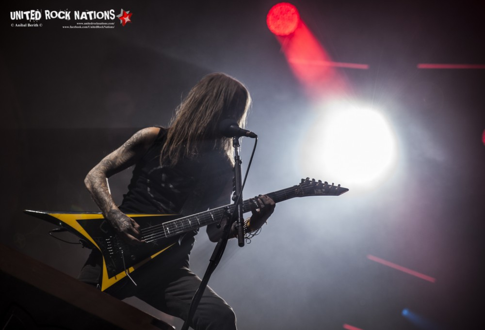 CHILDREN OF BODOM sur Altar au Hellfest 2018
