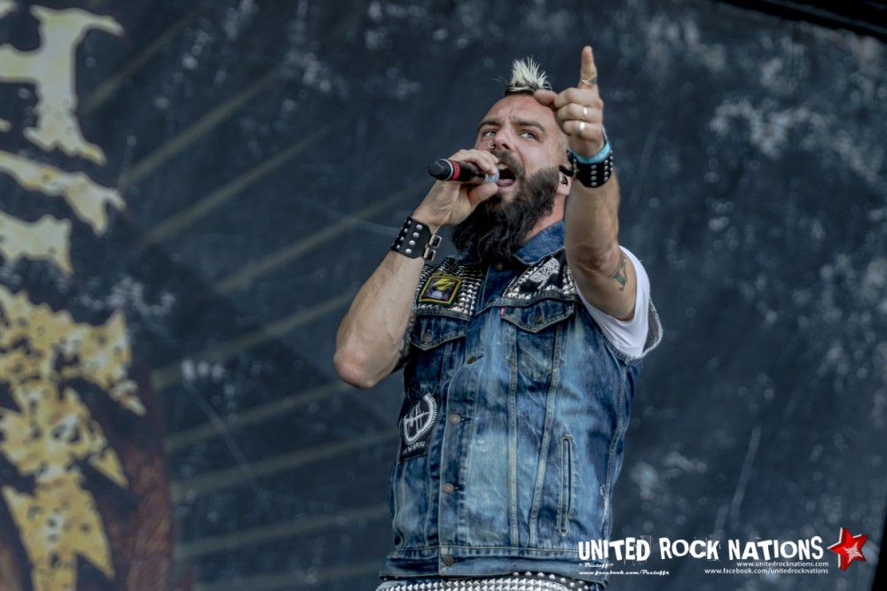 KILLSWITCH ENGAGE sur Main Stage 2 au Hellfest 2018