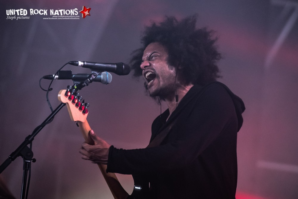 ZEAL AND ARDOR sur Valley au Hellfest 2018