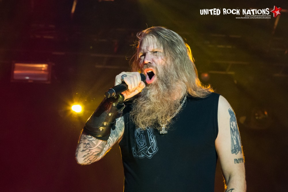 Photo-Report Amon Amarth @ Alcatraz Festival - 13/08/17