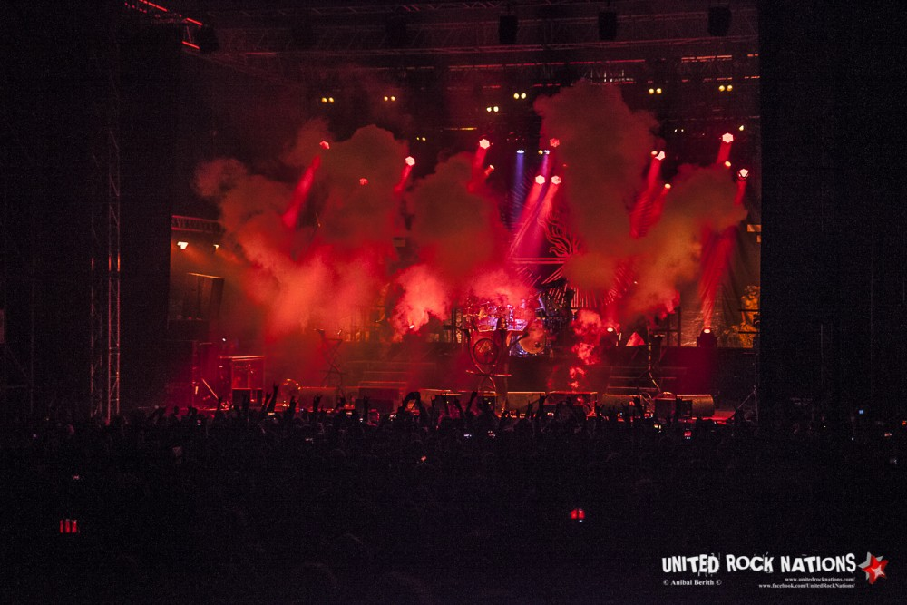 Live Report Behemoth@MOTOCULTOR FESTIVAL Open Air