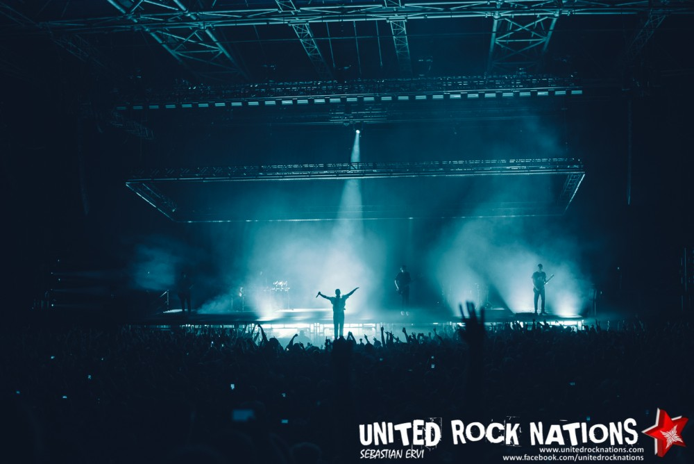 Bring Me The Horizon au Zénith à Paris le 21 Novembre 2018