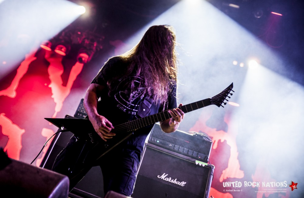 Live Report Cannibal Corpse@MOTOCULTOR FESTIVAL Open Air