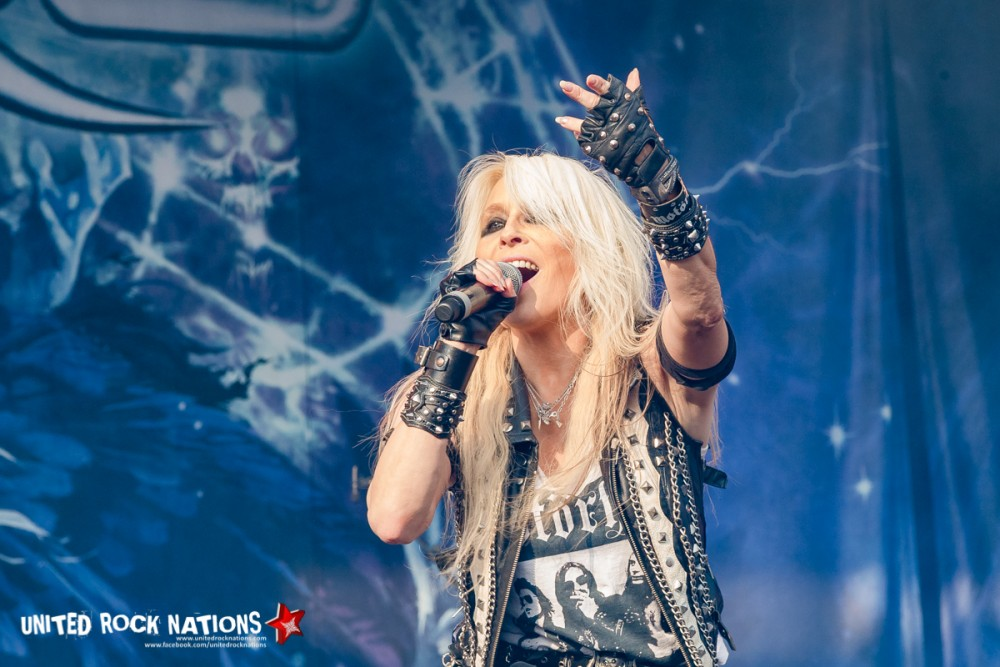 Photo-Report Doro @ Alcatraz Festival - 13/08/17