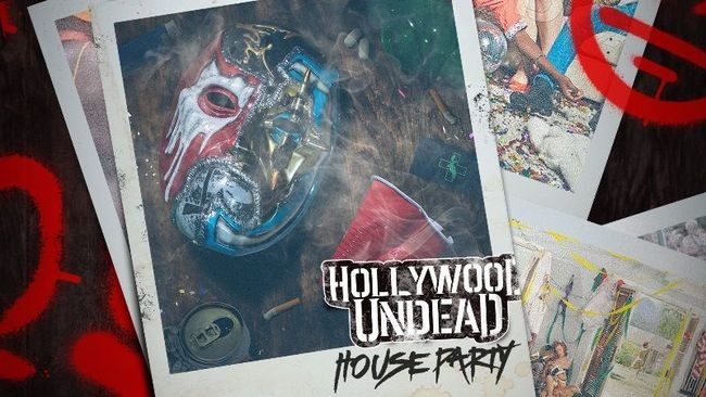 Report Hollywood Undead@Unknown Venue, West Hollywood, CA, USA