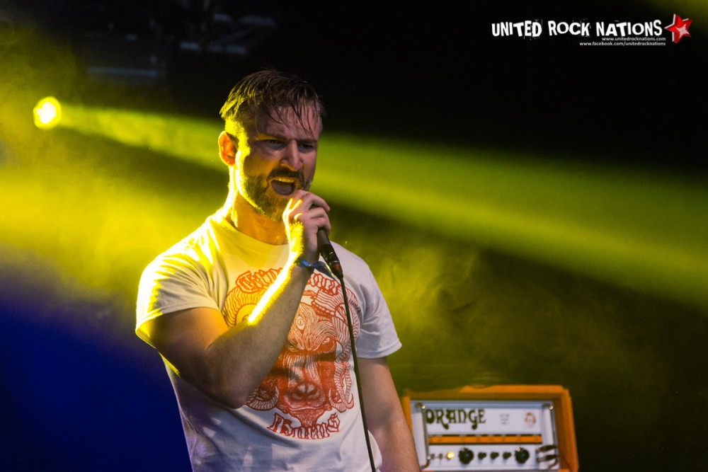 Photo-Report King Hiss @ Alcatraz Festival - 12/08/17