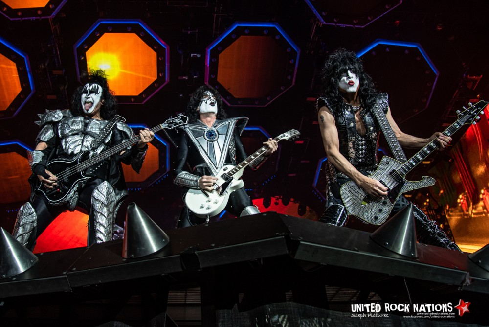 Live-report Kiss au Hellfest Open Air Festival le 22/06/2019