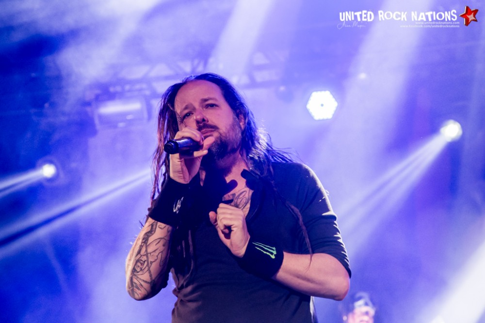 Photo-Report KoRn @ Alcatraz Festival - 13/08/17