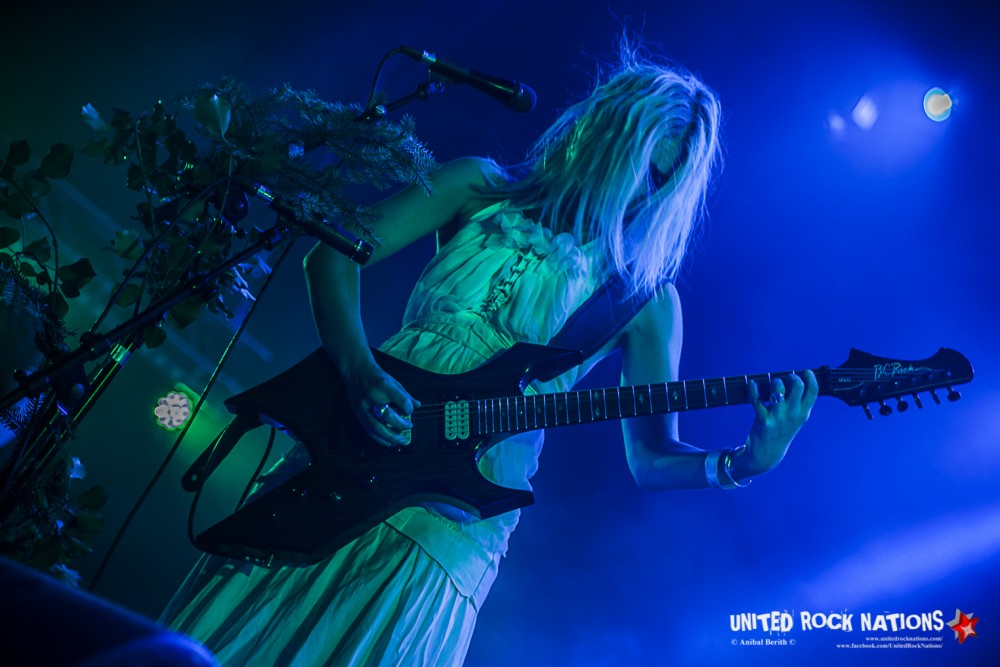 Live Report Myrkur@MOTOCULTOR FESTIVAL Open Air