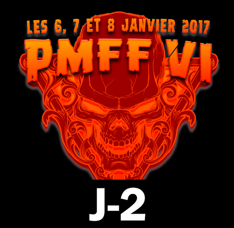 PREVIEW Paris Metal France Festival, J-2 !