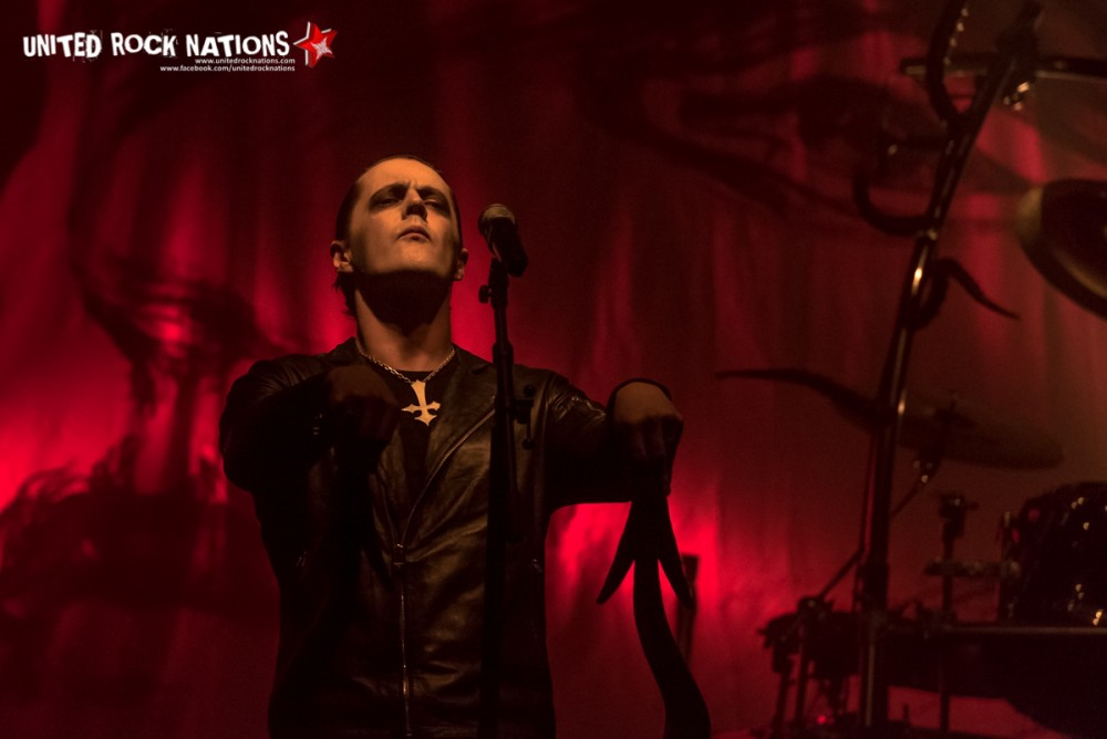 Report Satyricon à La Machine du Moulin Rouge le 07/03/2018