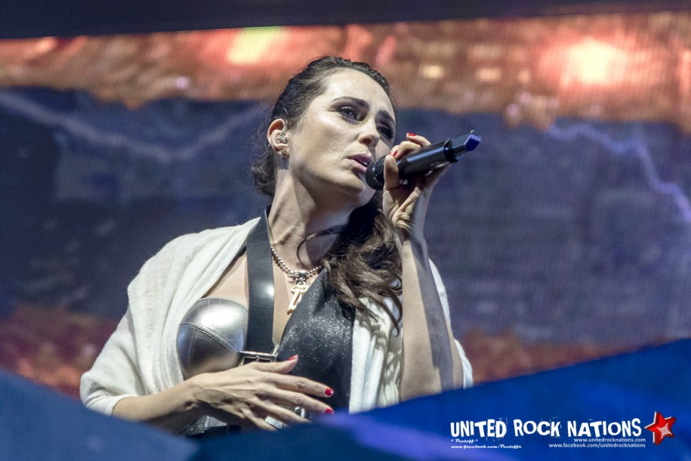 Report WITHIN TEMPTATION @ le Zénith de Paris le 16/11/2018!
